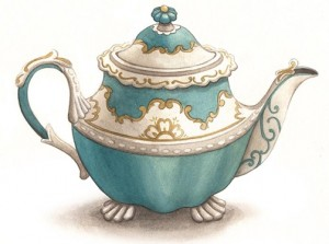 Vintage-Teapot-Painting Cropped